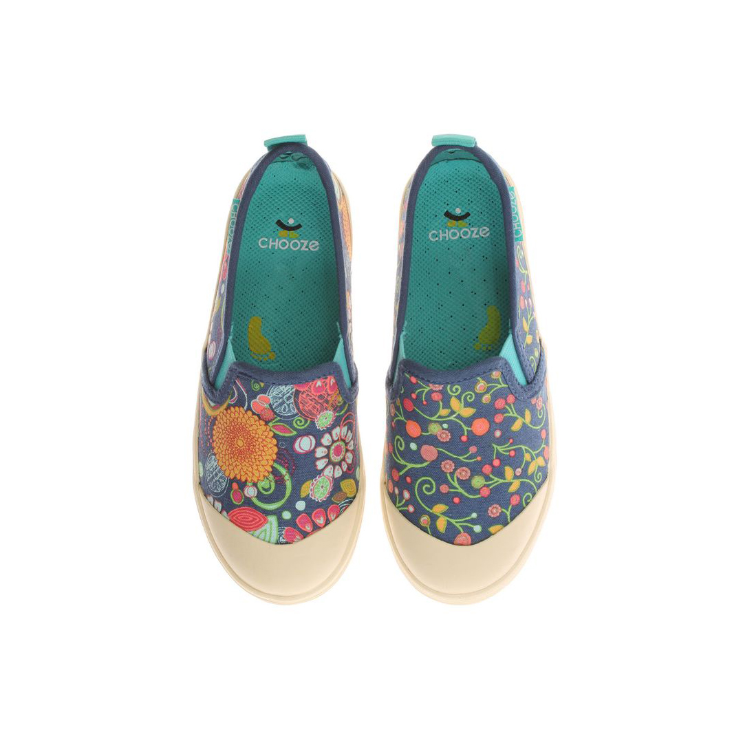 Chooze Shoes Move in Swirl Navy