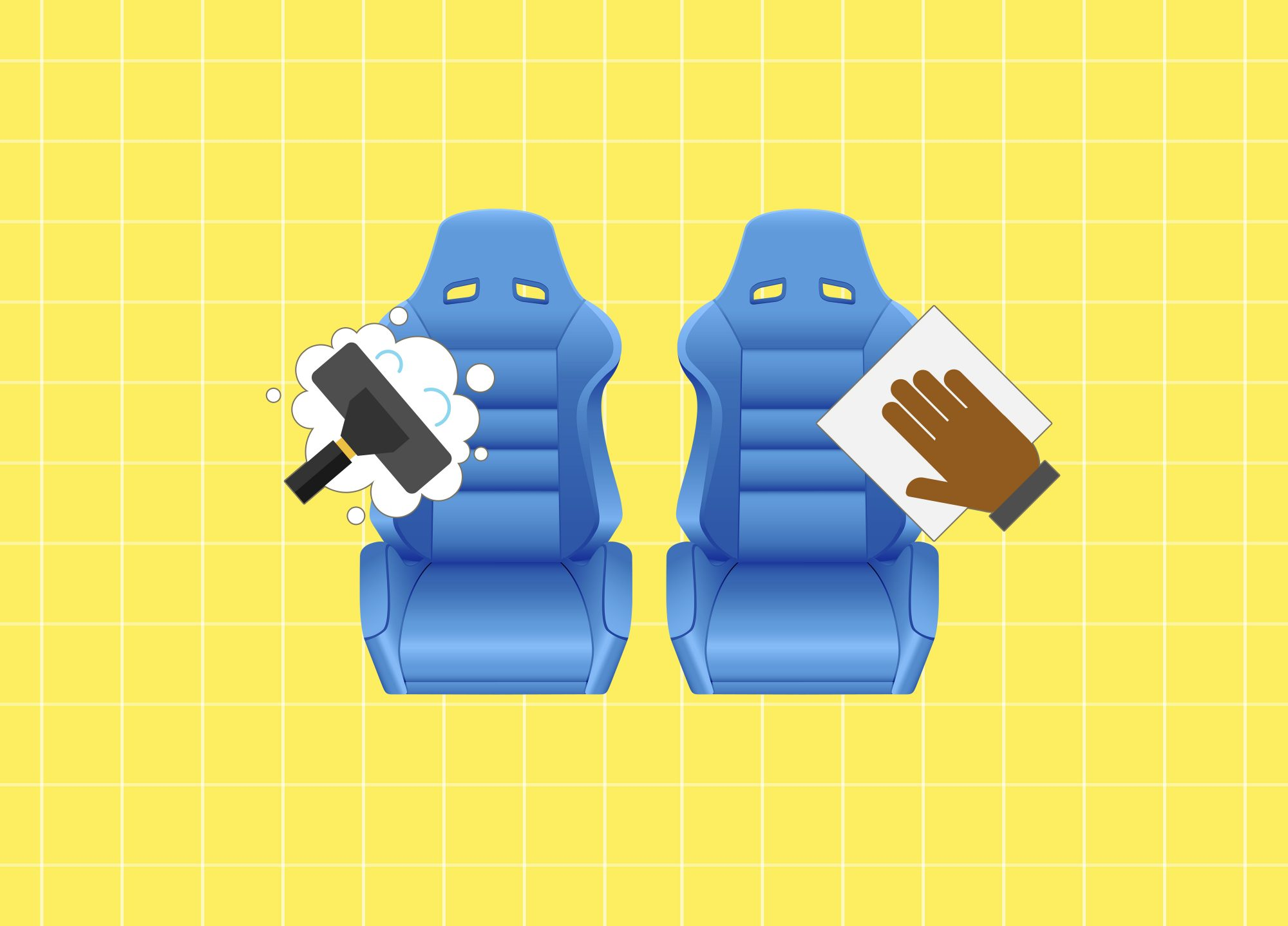 Car Interior Cleaning: How to Clean Leather and Cloth Car Seats