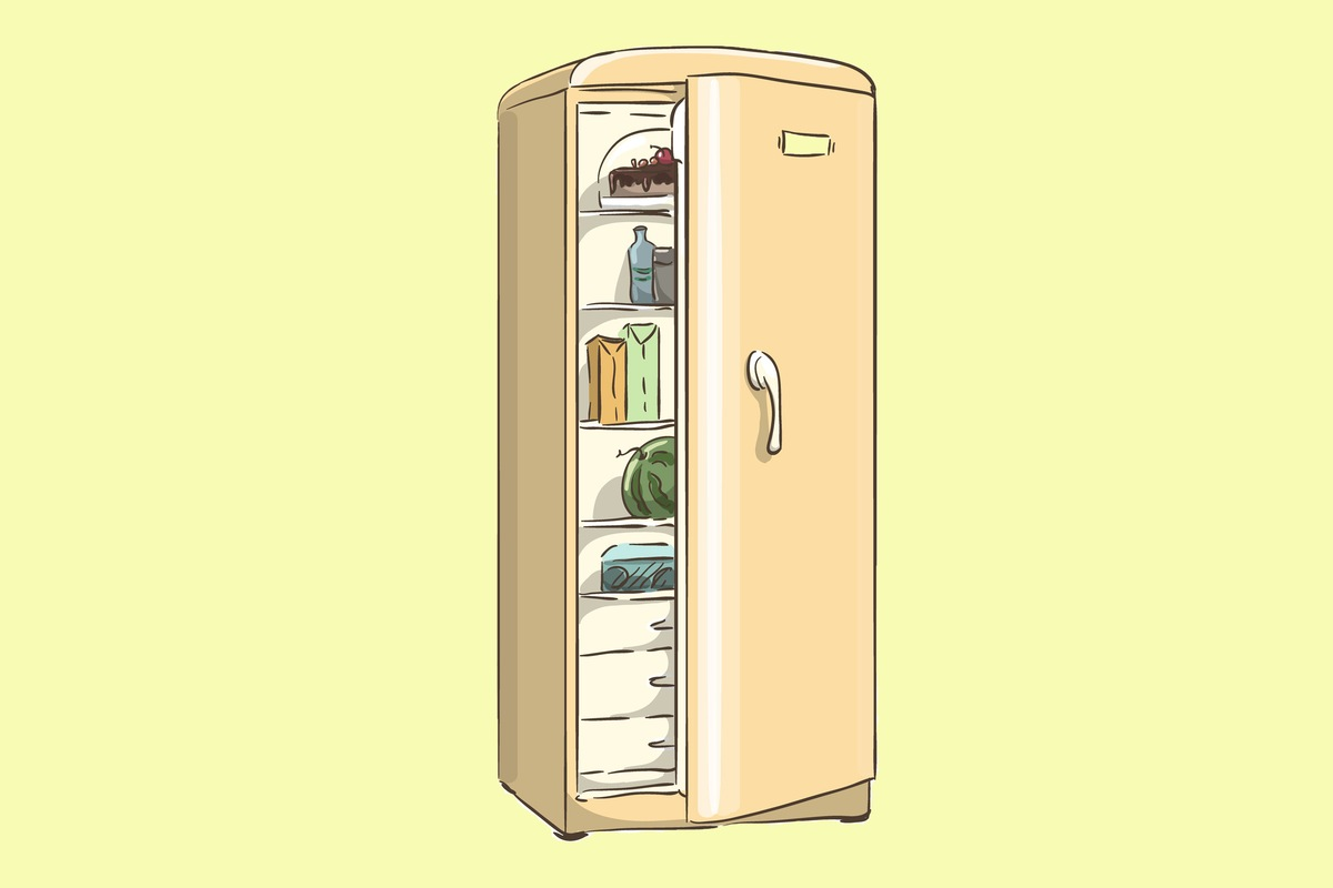 Clean Your Fridge of These Items