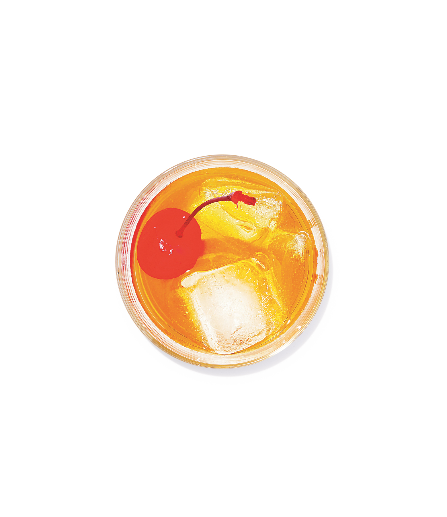 Clementine and Ginger Old-Fashioned