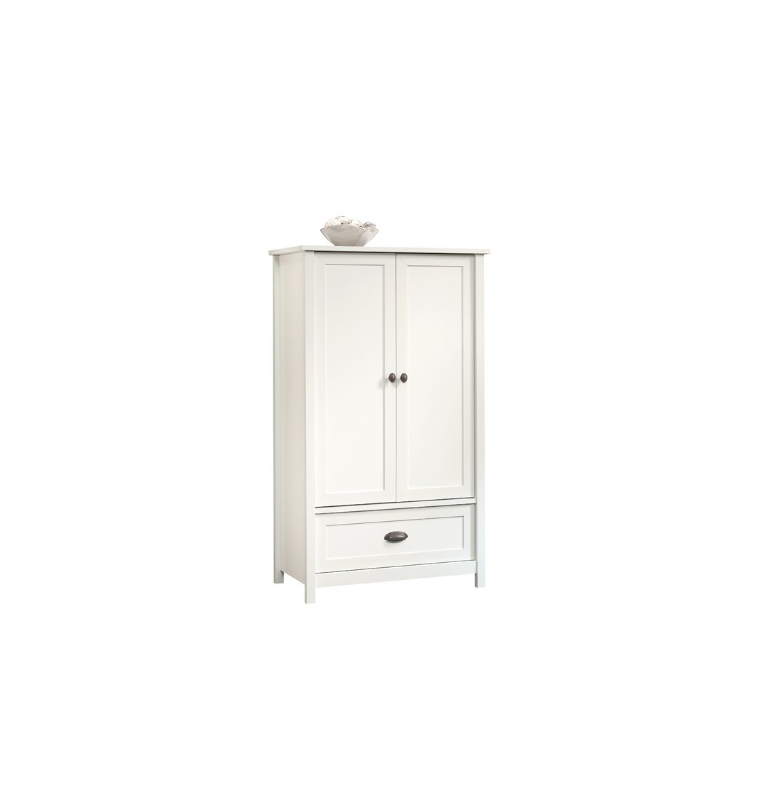 Best for Linen Closet Storage: Three Posts Rossford Armoire