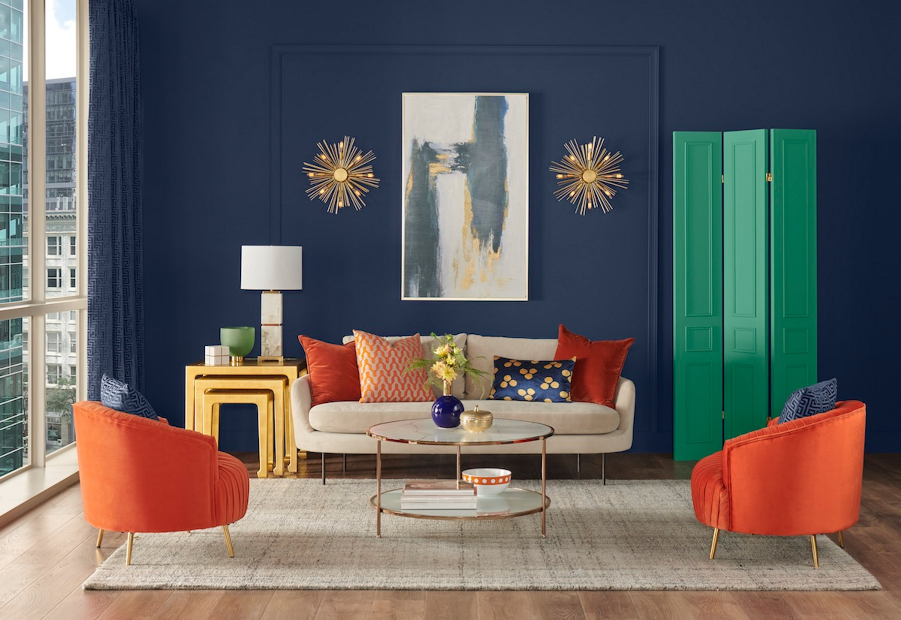 Color of the Year 2020 - Sherwin-Williams Color of the Year 2020: Naval
