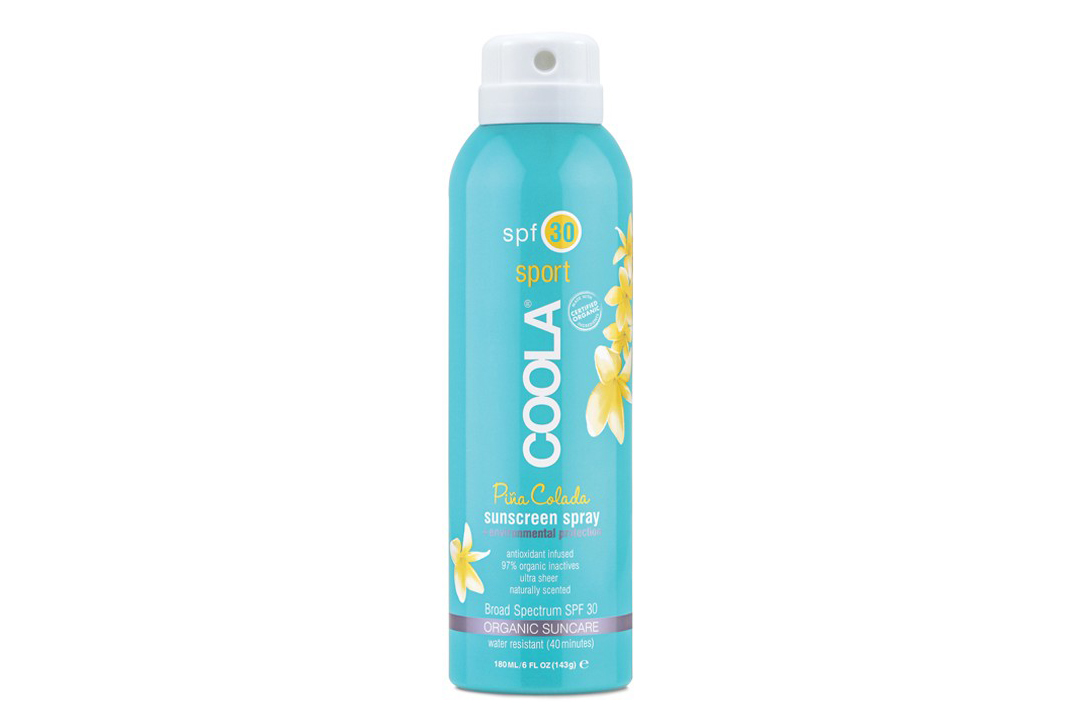 Coola Sport SPF 30 Piña Colada Sunscreen Spray