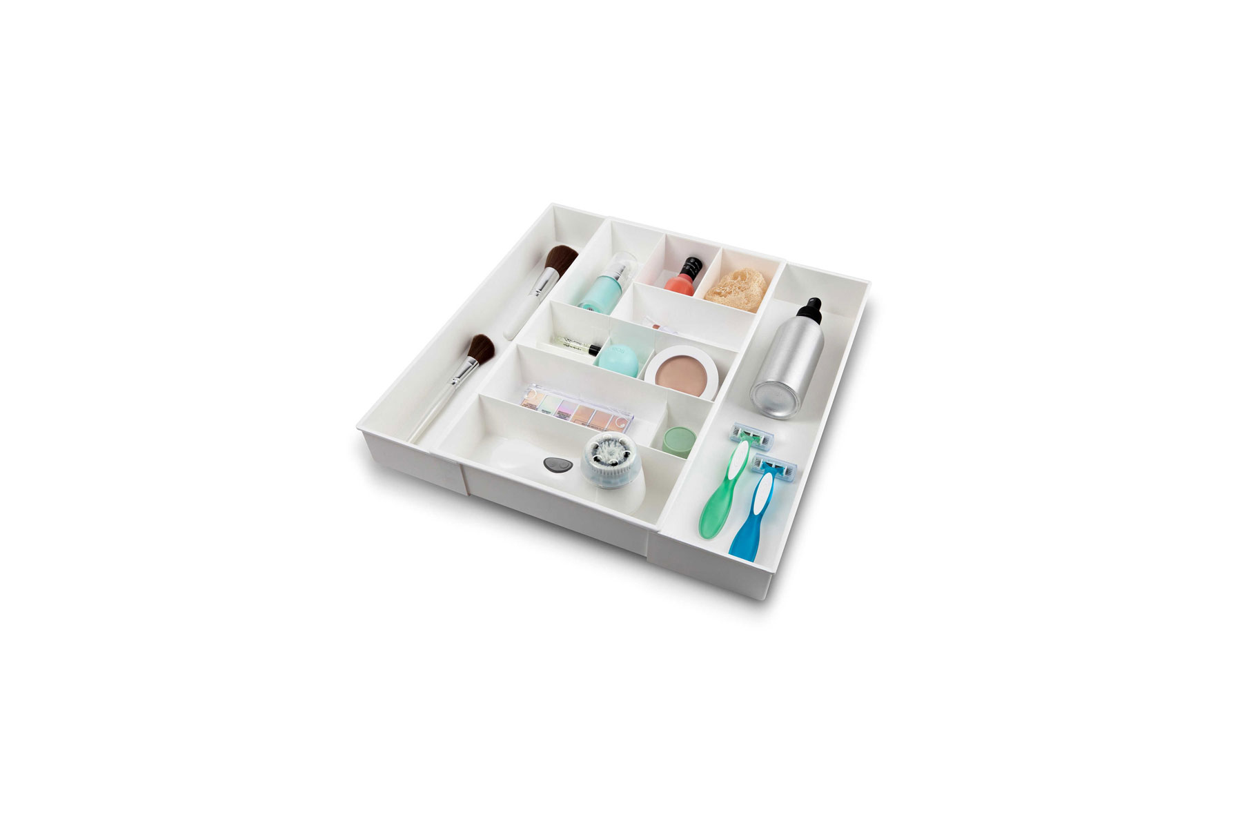 Expandable Cosmetic Drawer Organizer