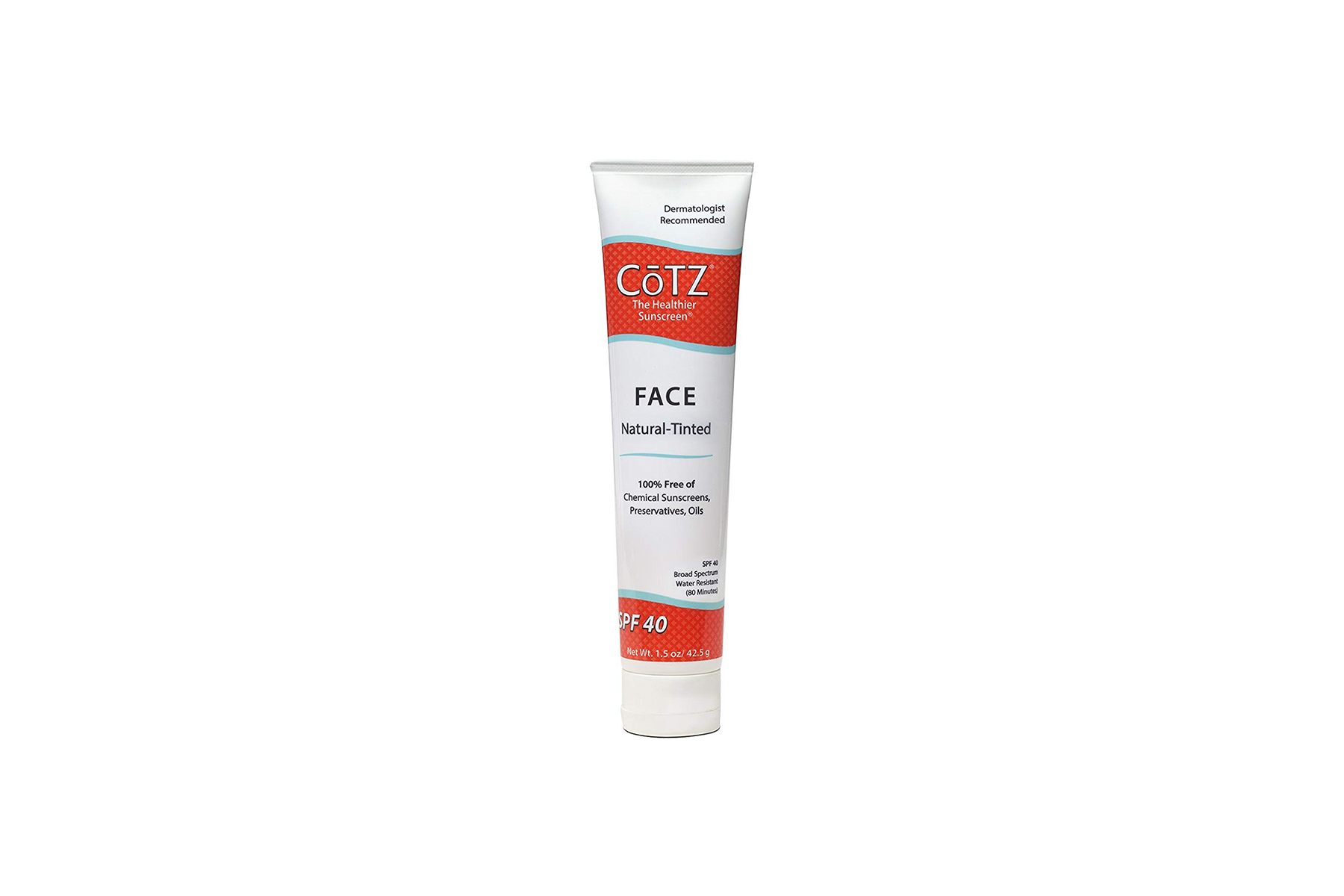 CoTZ Face Natural Skin Tone Sunscreen