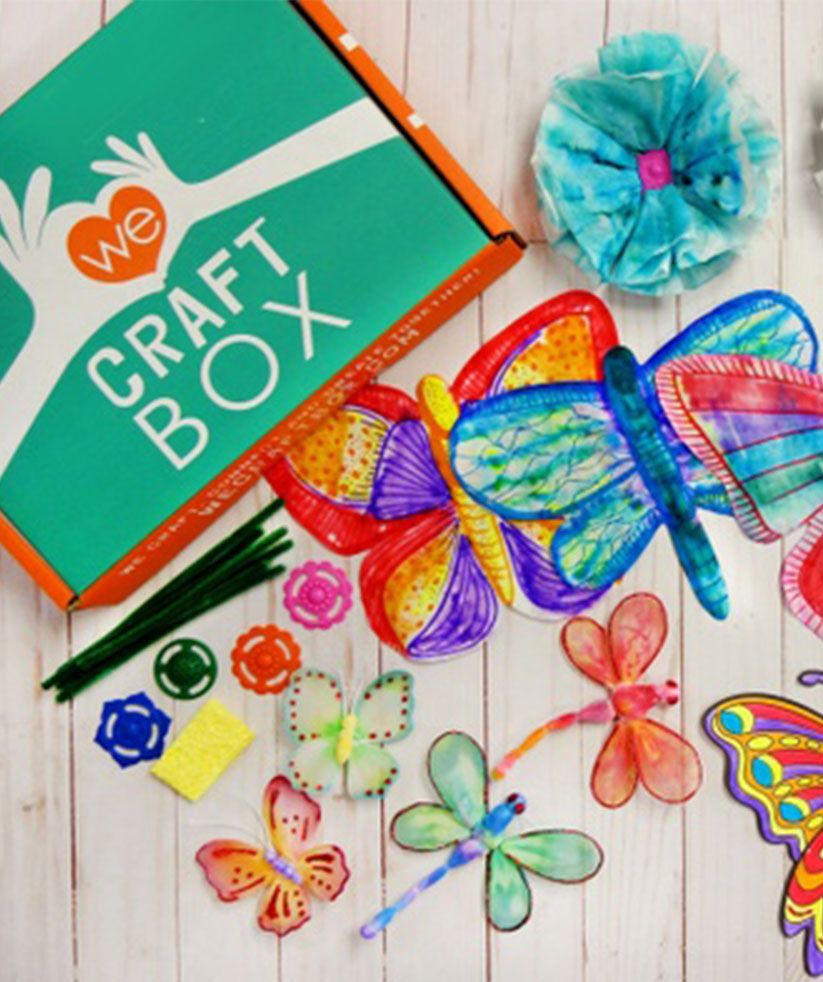 We Craft Box Kids Subscription Box