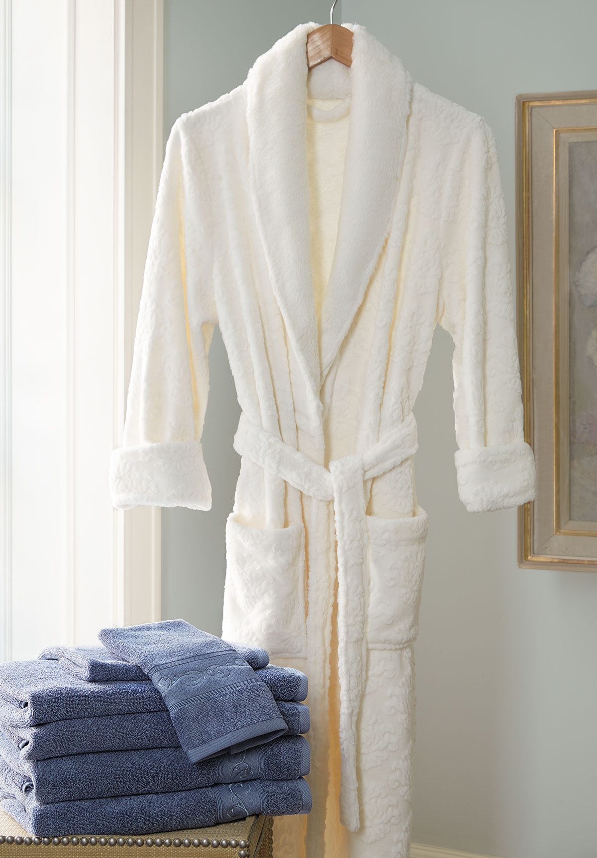 Casa Zeta Jones Bathrobe
