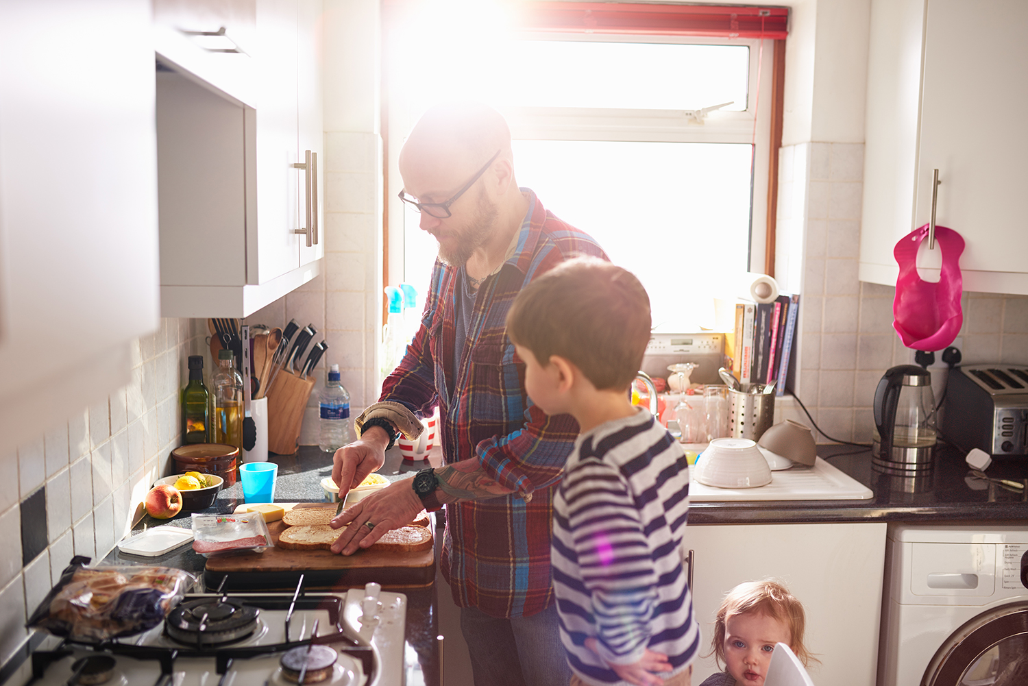 How to Prep Your Kitchen for Back to School