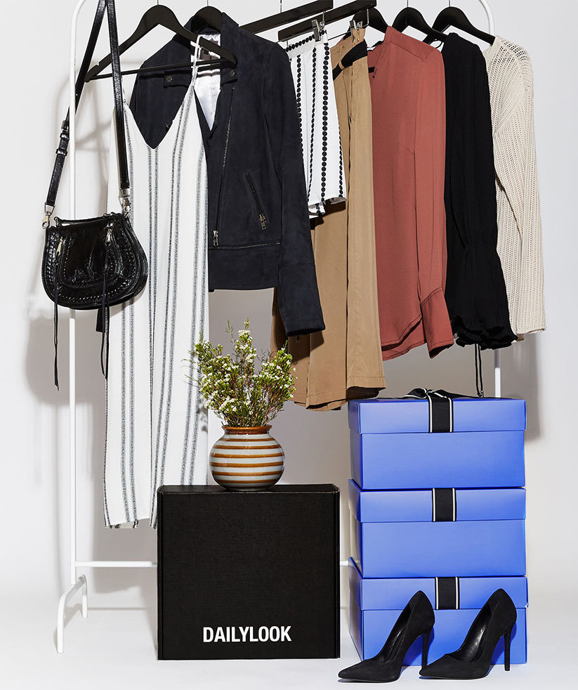 Best for Subscription Box Fans: DailyLook Clothing Subscription Box