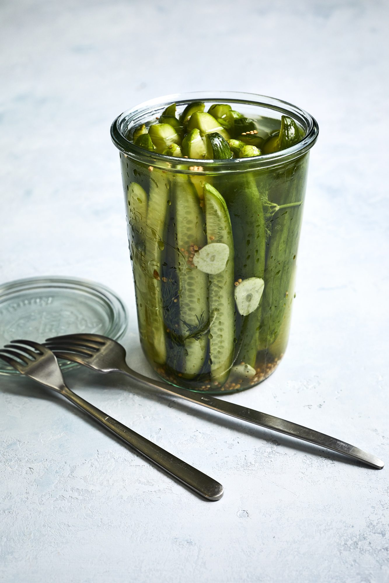 Day Dill Pickles