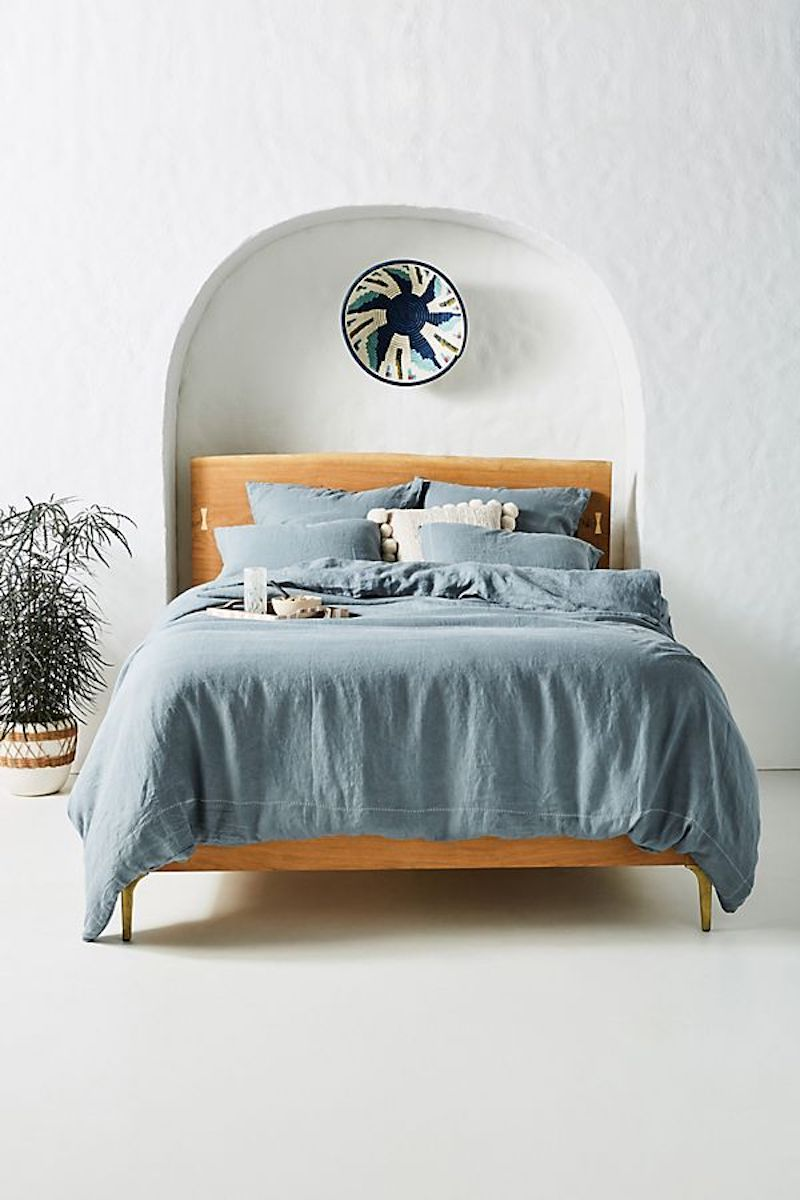 Arc over bed, decor trend 2020
