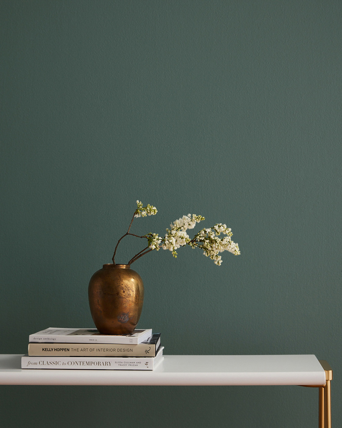 Clare green paint