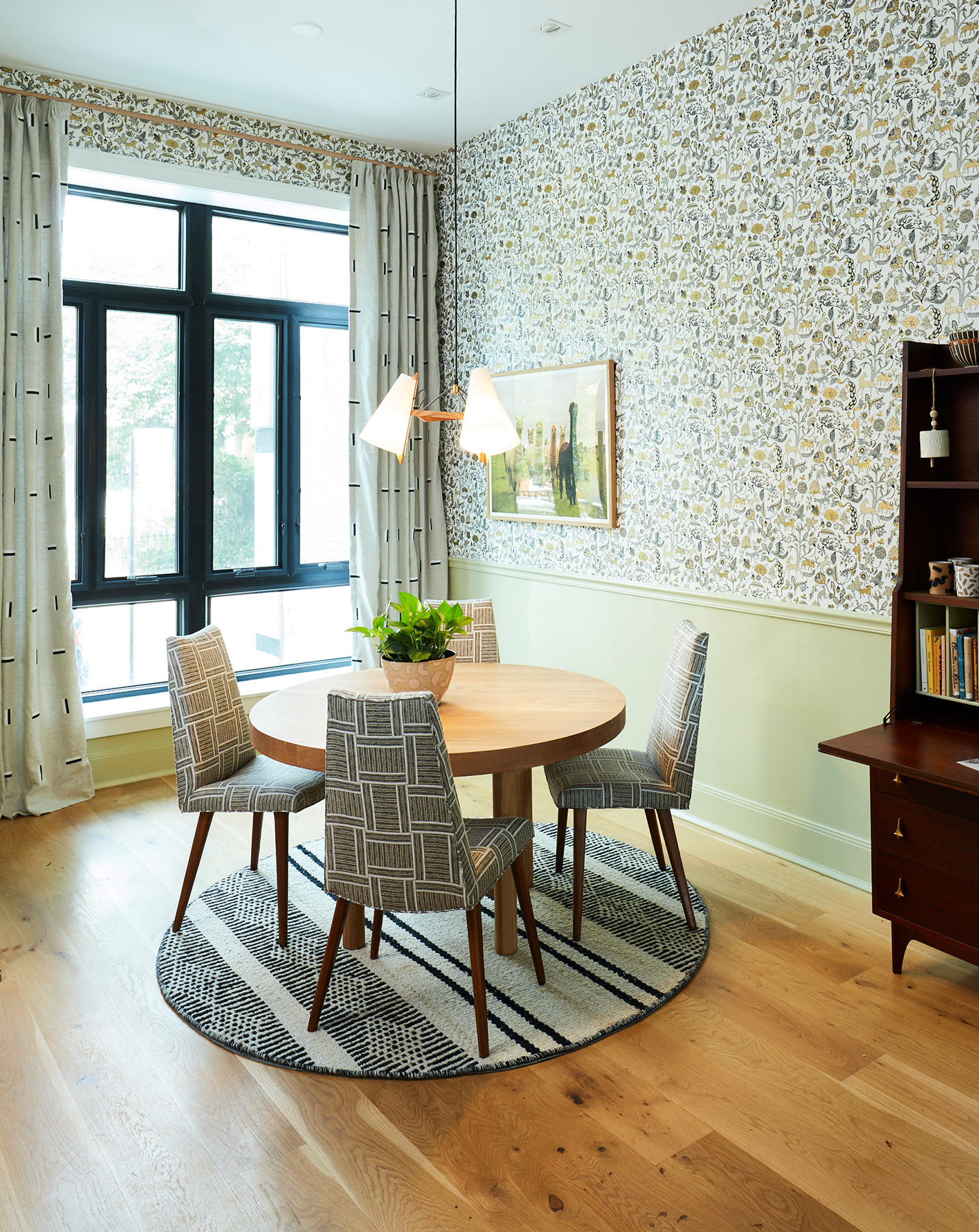 2019 Real Simple Home: Dining Room
