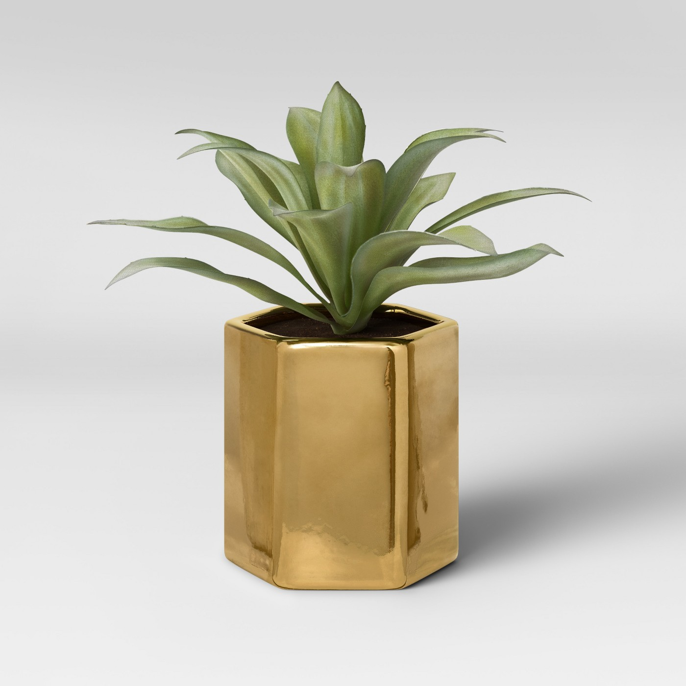Dorm Room Decor Faux Plant