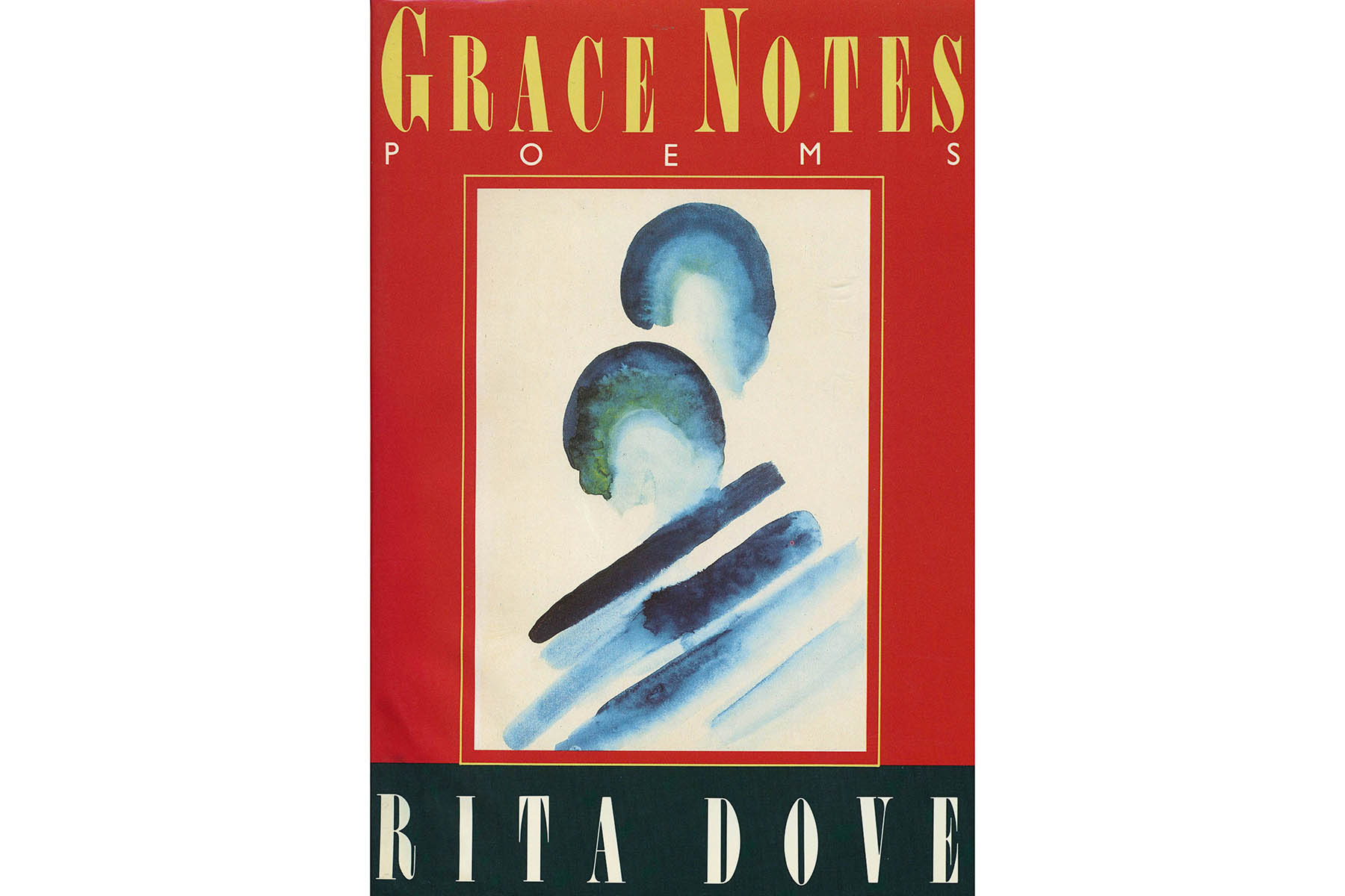 Grace Notes, by Rita Dove Cover
