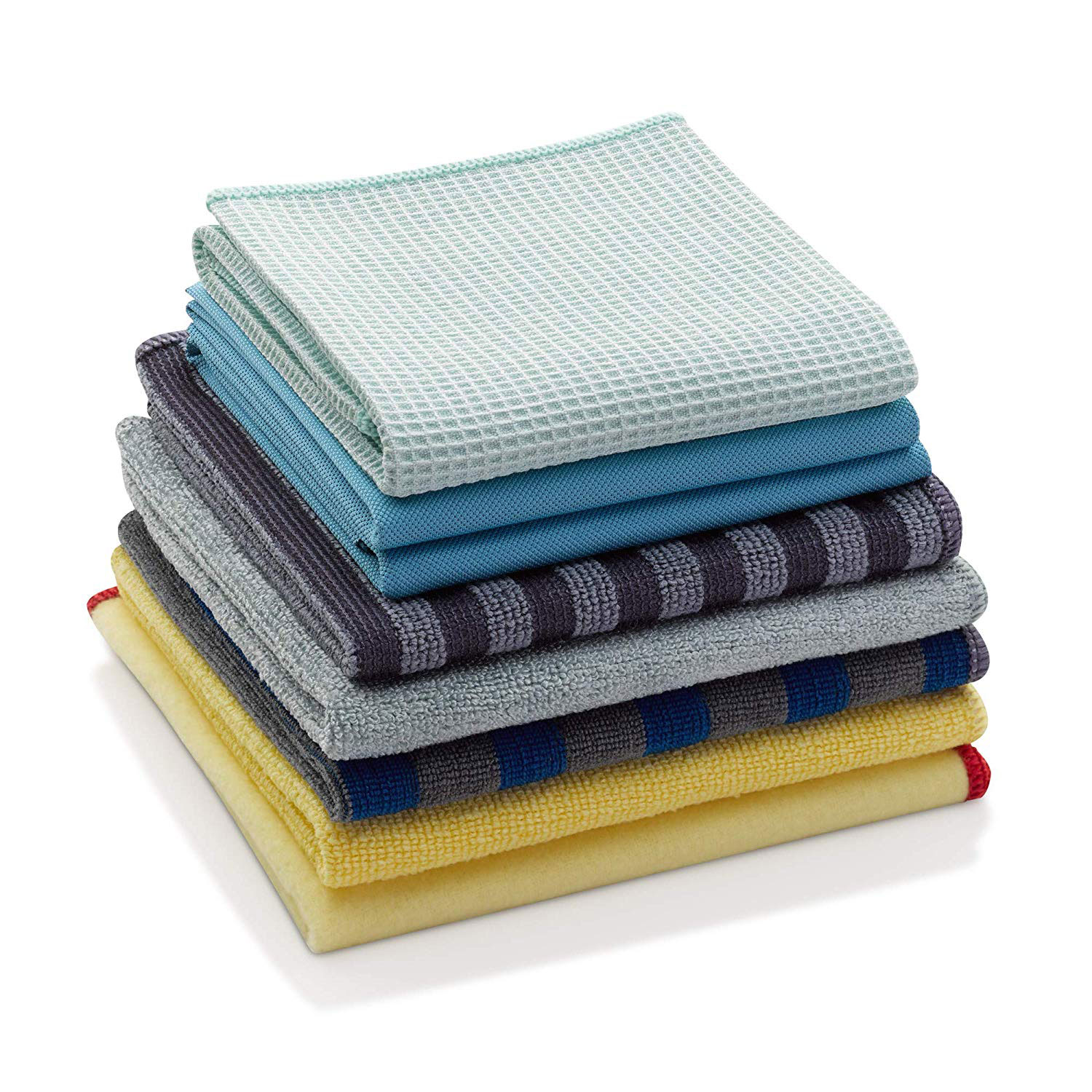 E-Cloth Microfiber Home Cleaning Set for Chemical-Free Cleaning with Just Water