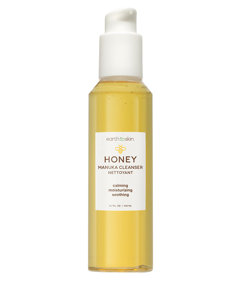 Earth to Skin Honey Manuka Calming Face Cleanser
