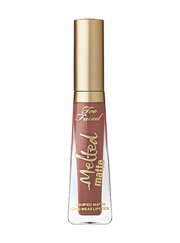 Too Faced Melted Matte Liquified Lipstick in Cool Girl