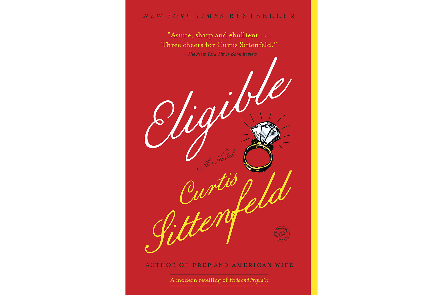 Eligible, by Curtis Sittenfeld