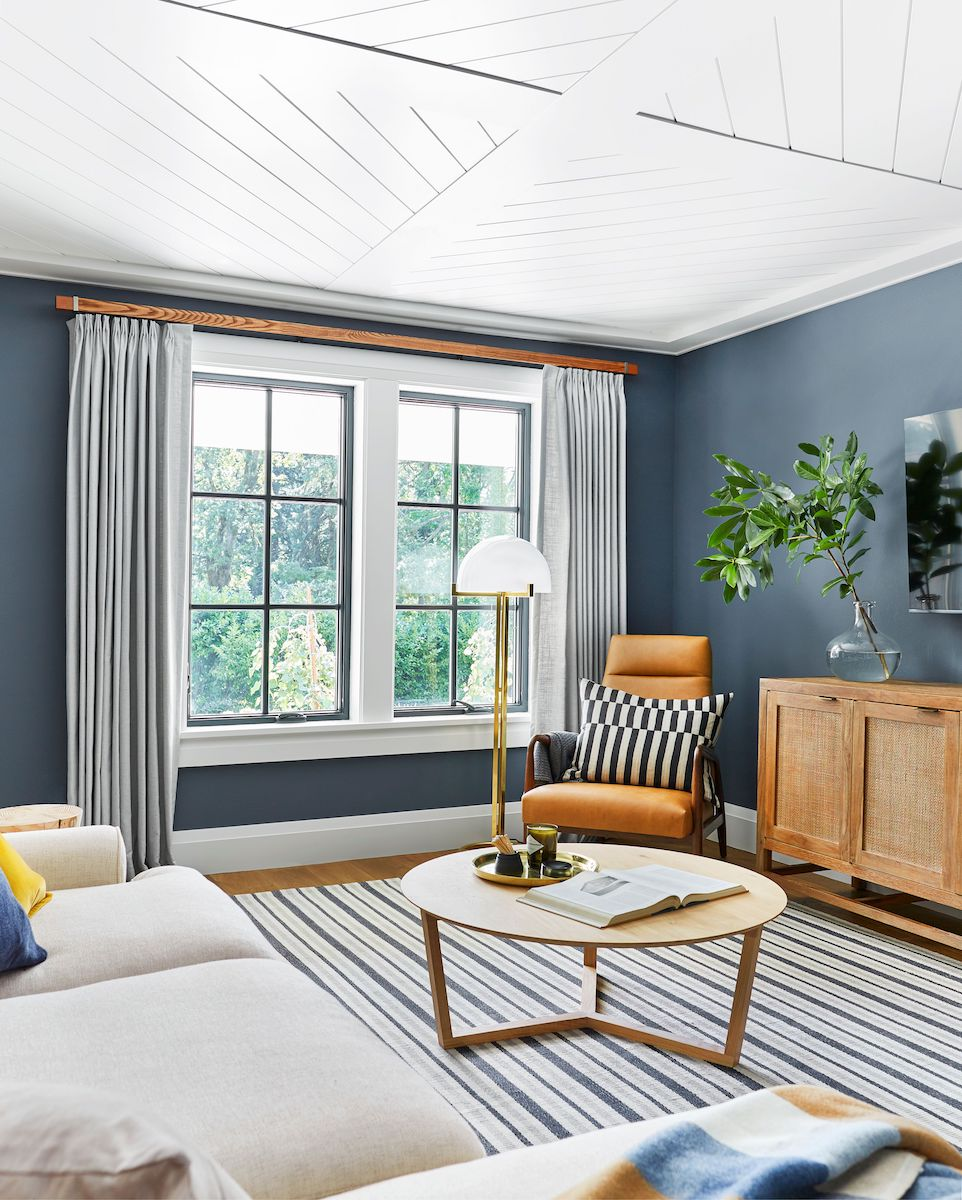Best Designer Approved Paint Colors For Dark Rooms Real Simple