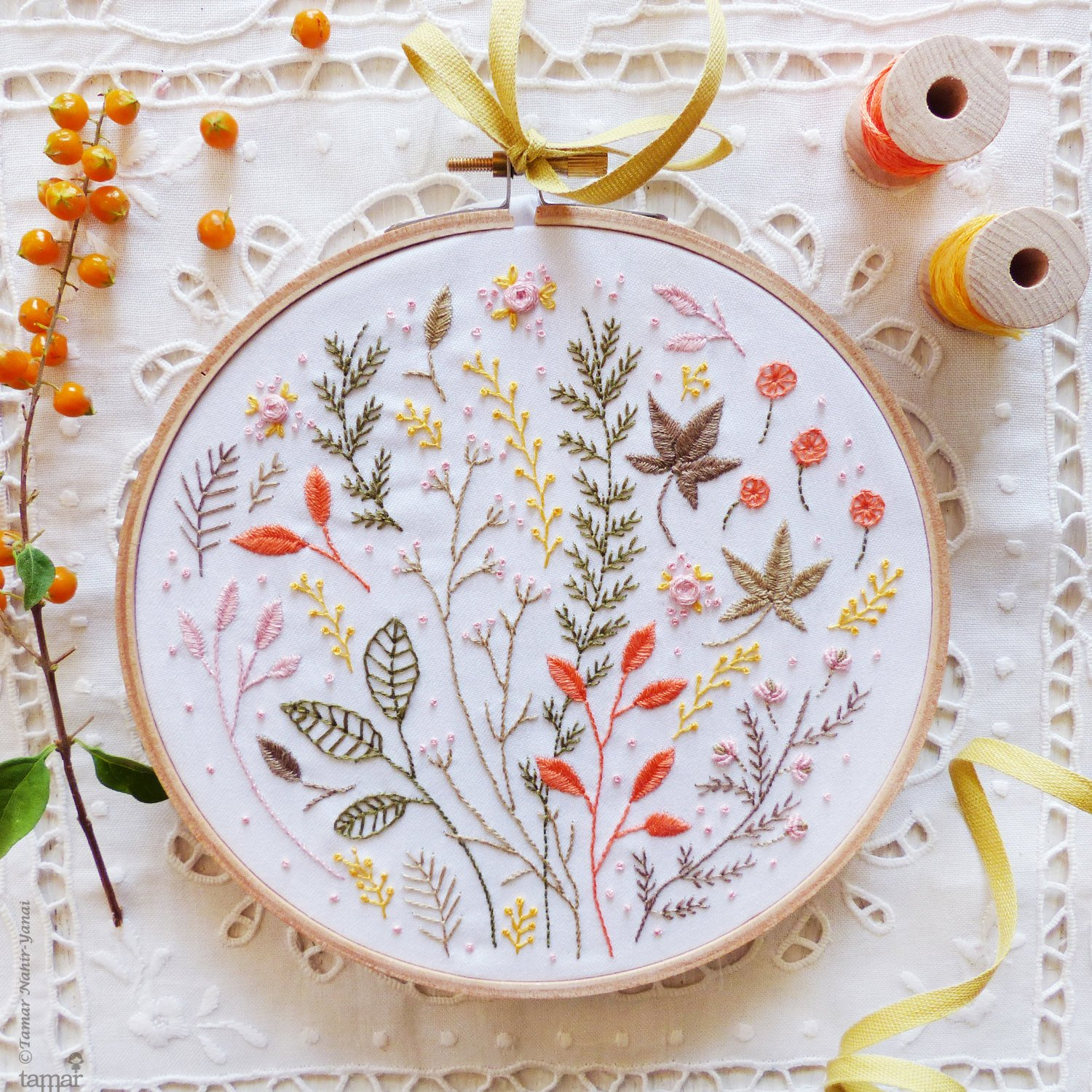 Etsy Labor Day Sale Embroidery