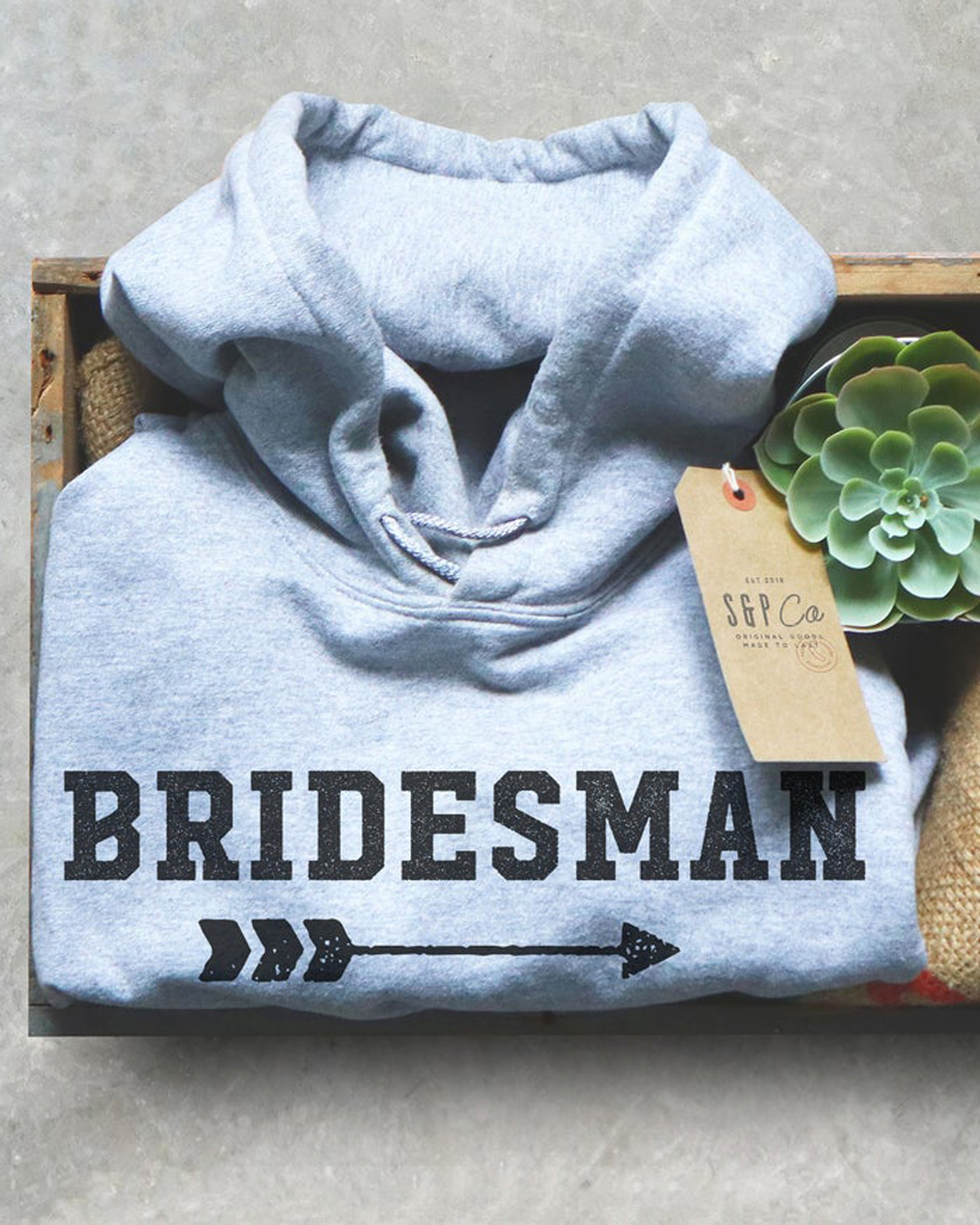 Etsy 2020 Wedding Trends: non-traditional wedding parties