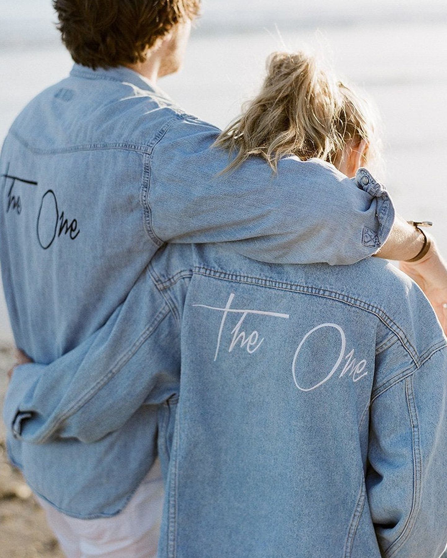 Etsy 2020 Wedding Trends: Customized Couples Jackets