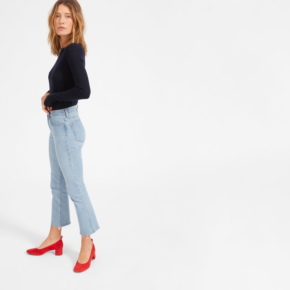 Everlane Is Having a Massive Sale on All Denim Today Only–What to Buy