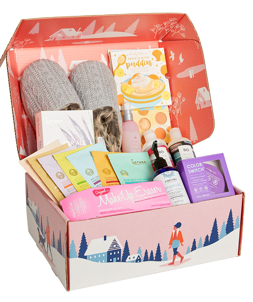 Best for the Friend Who Has Everything:FabFitFun