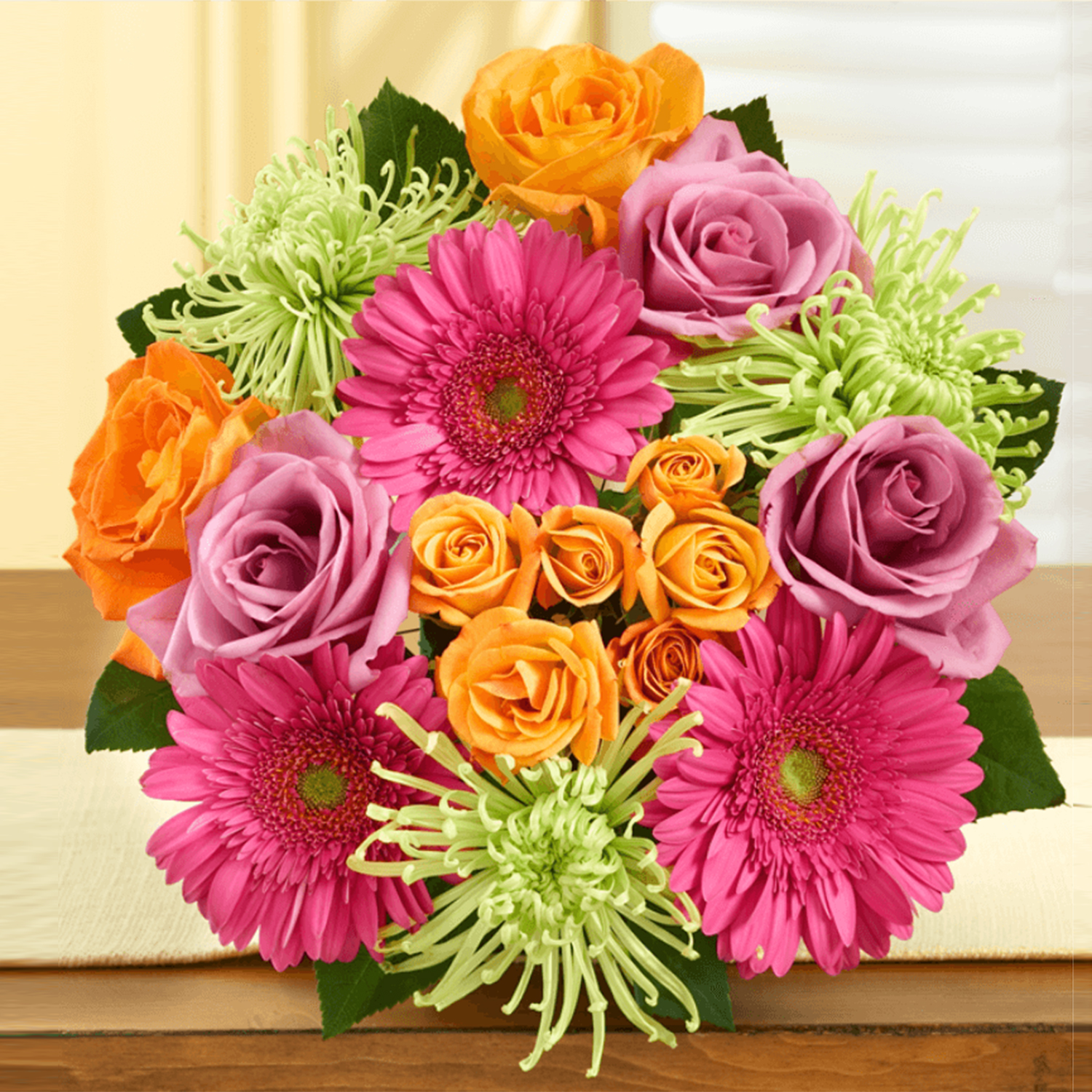 Florists Happy and Bright Bouquet