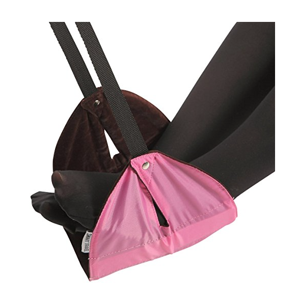 Footrest Sling for Airplane