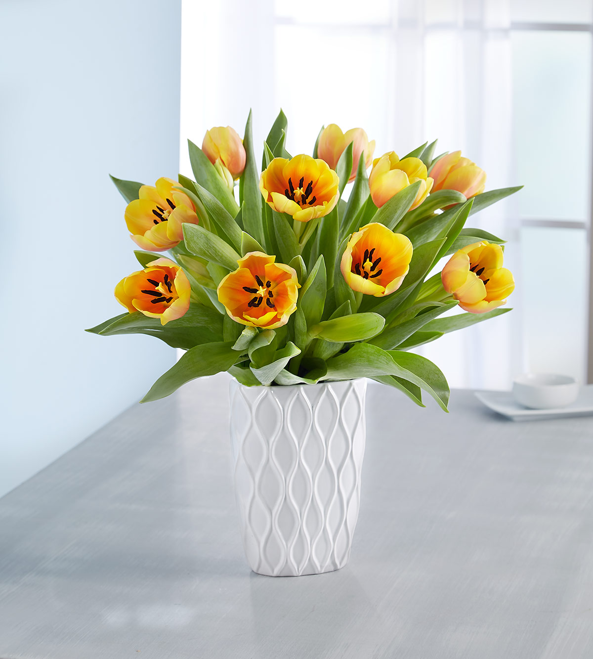 French Tulips by Real Simple