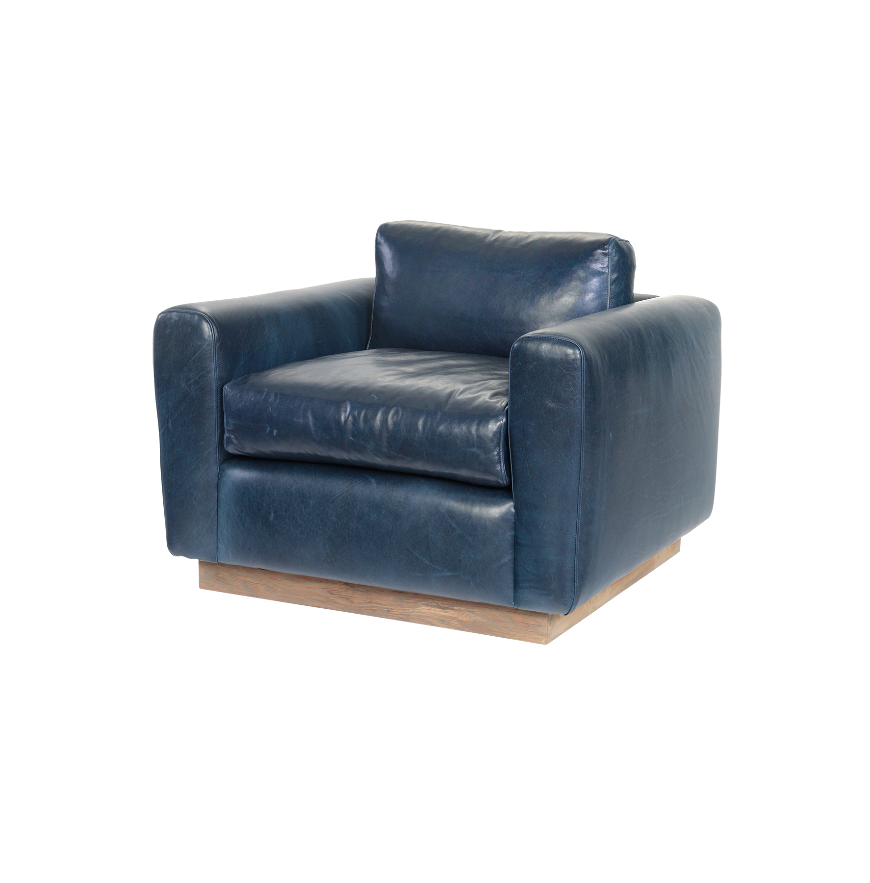Furh Club Chair