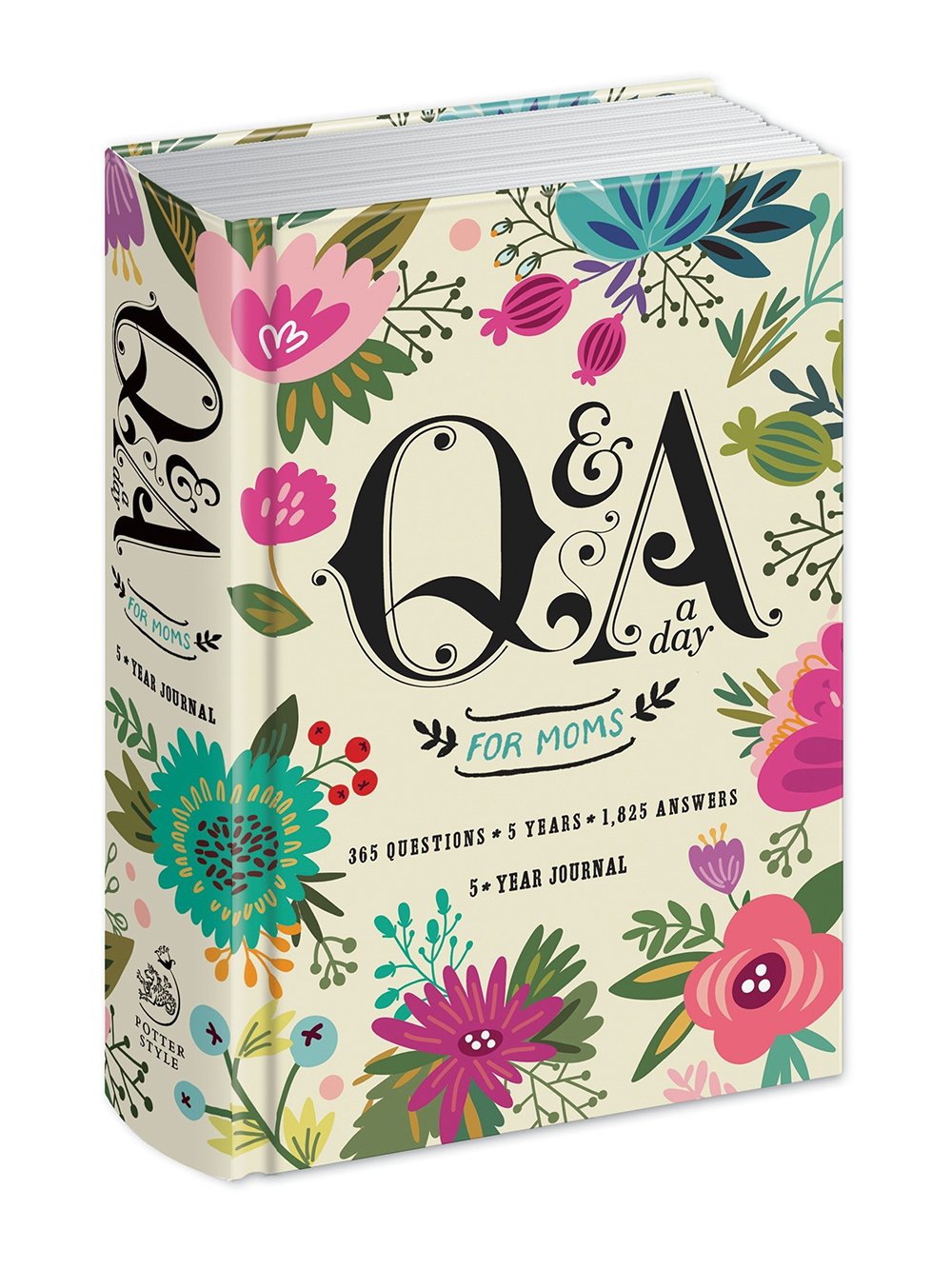 gifts for new moms: Q and A a day journal on amazon