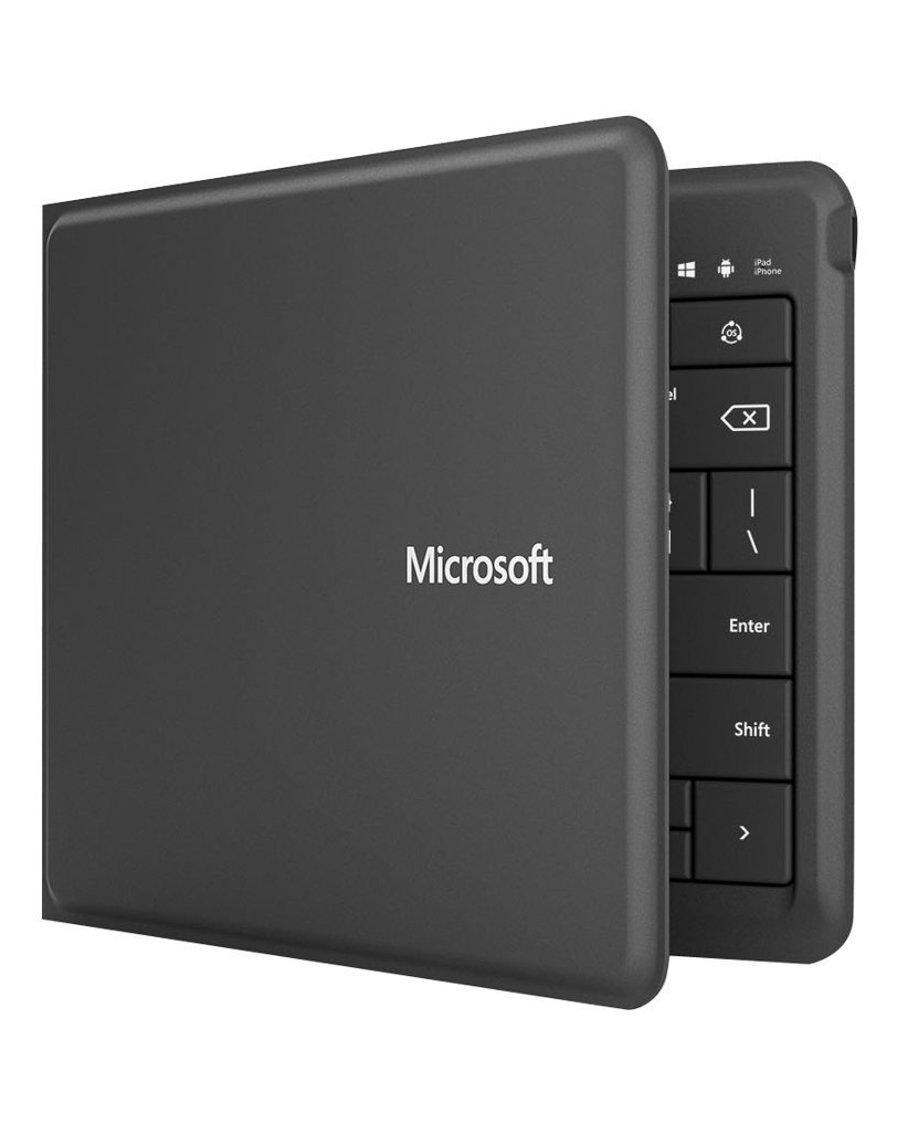 Best Tech Gifts for Birthdays and Christmas: microsoft universal foldable keyboard