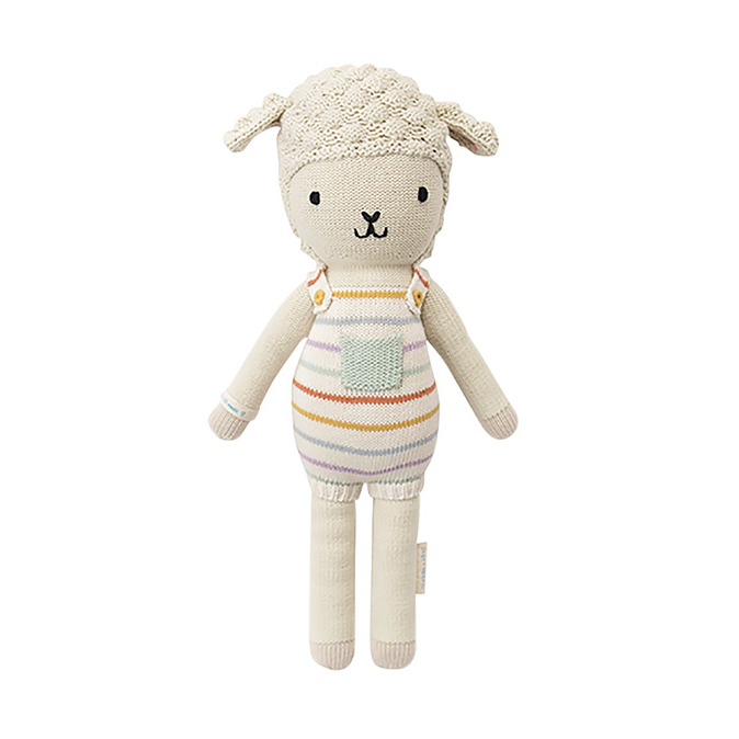 Gifts that give back - Avery the Lamb