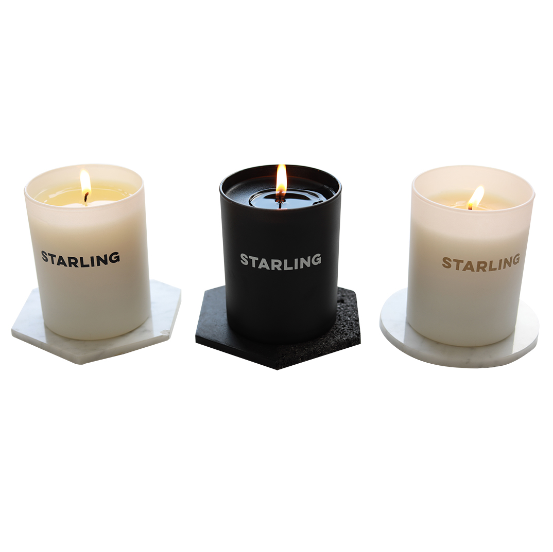 Gifts that give back - Starling Holiday Candle