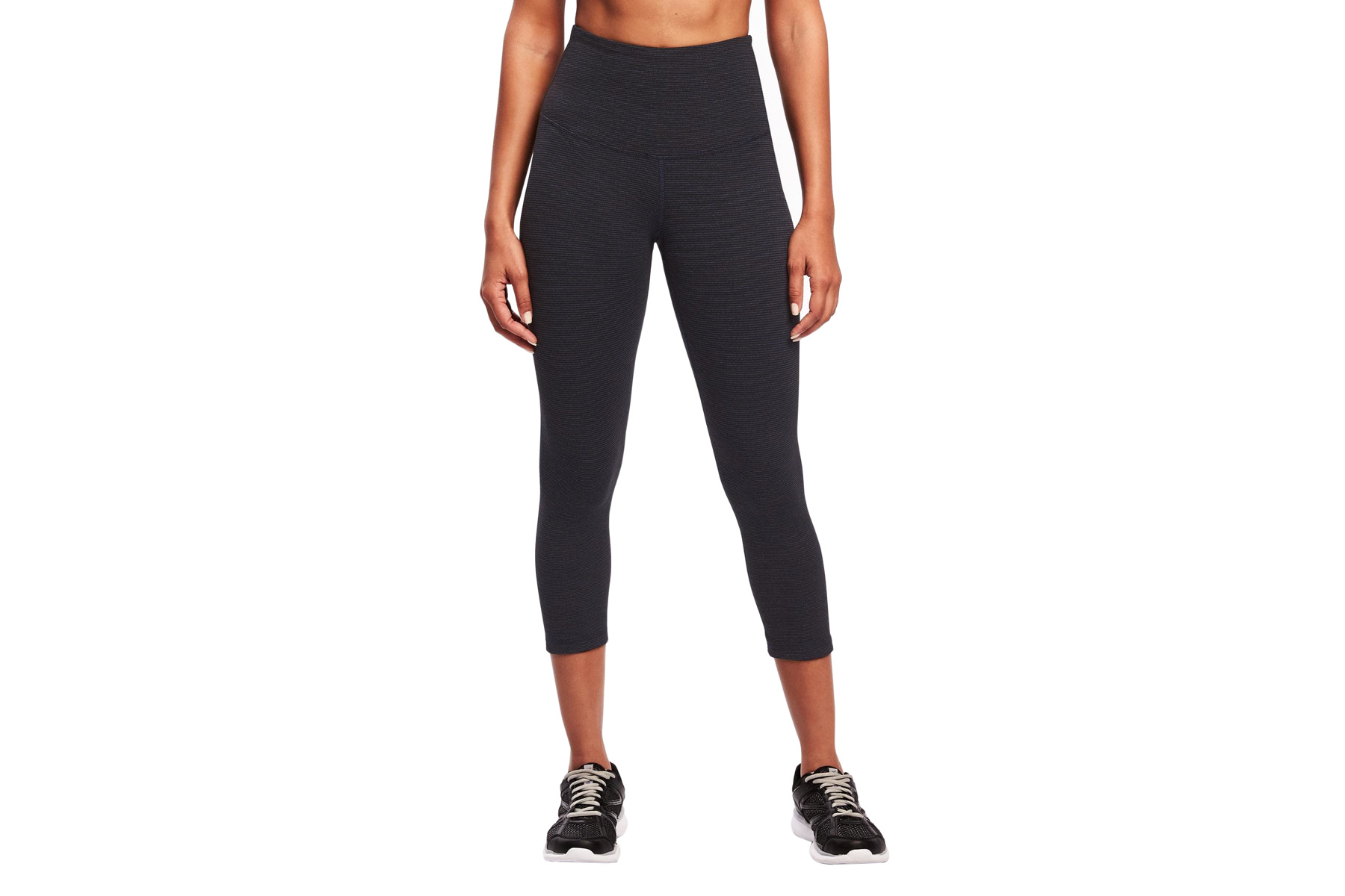 High-Rise Go-Warm Capri Leggings for Women