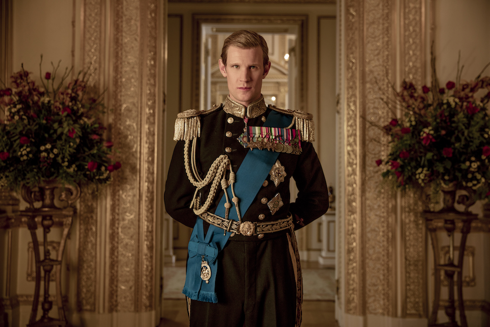 The Crown on Netflix, Binge-Watch for Father's Day This Good Show