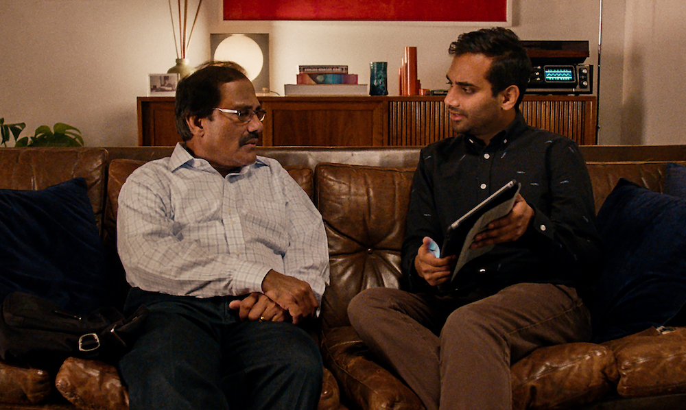 Good Show on Netflix Master of None on Netflix, Aziz Ansari and His Father