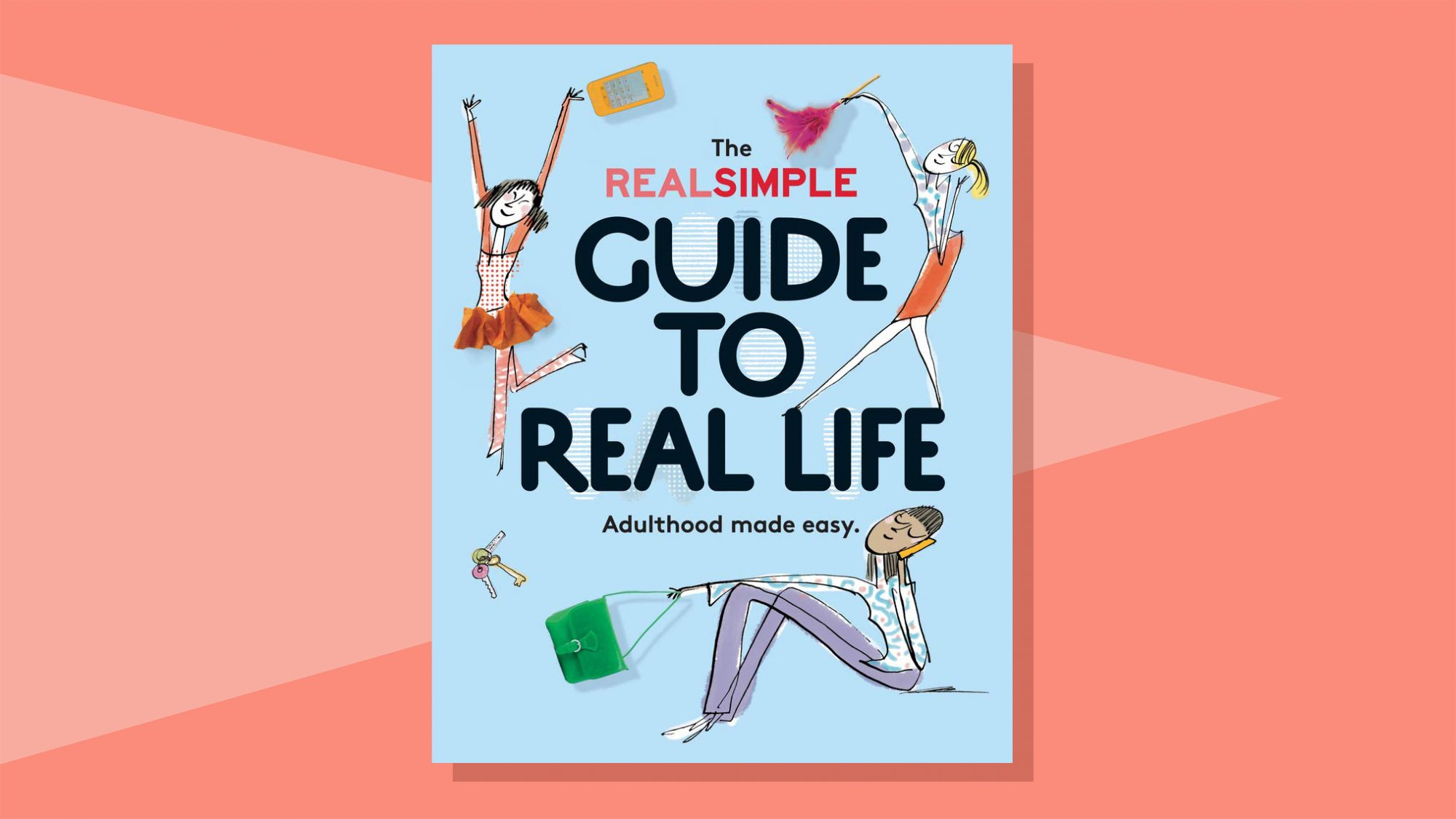 High school graduation gift ideas - Real Simple guide to real life book