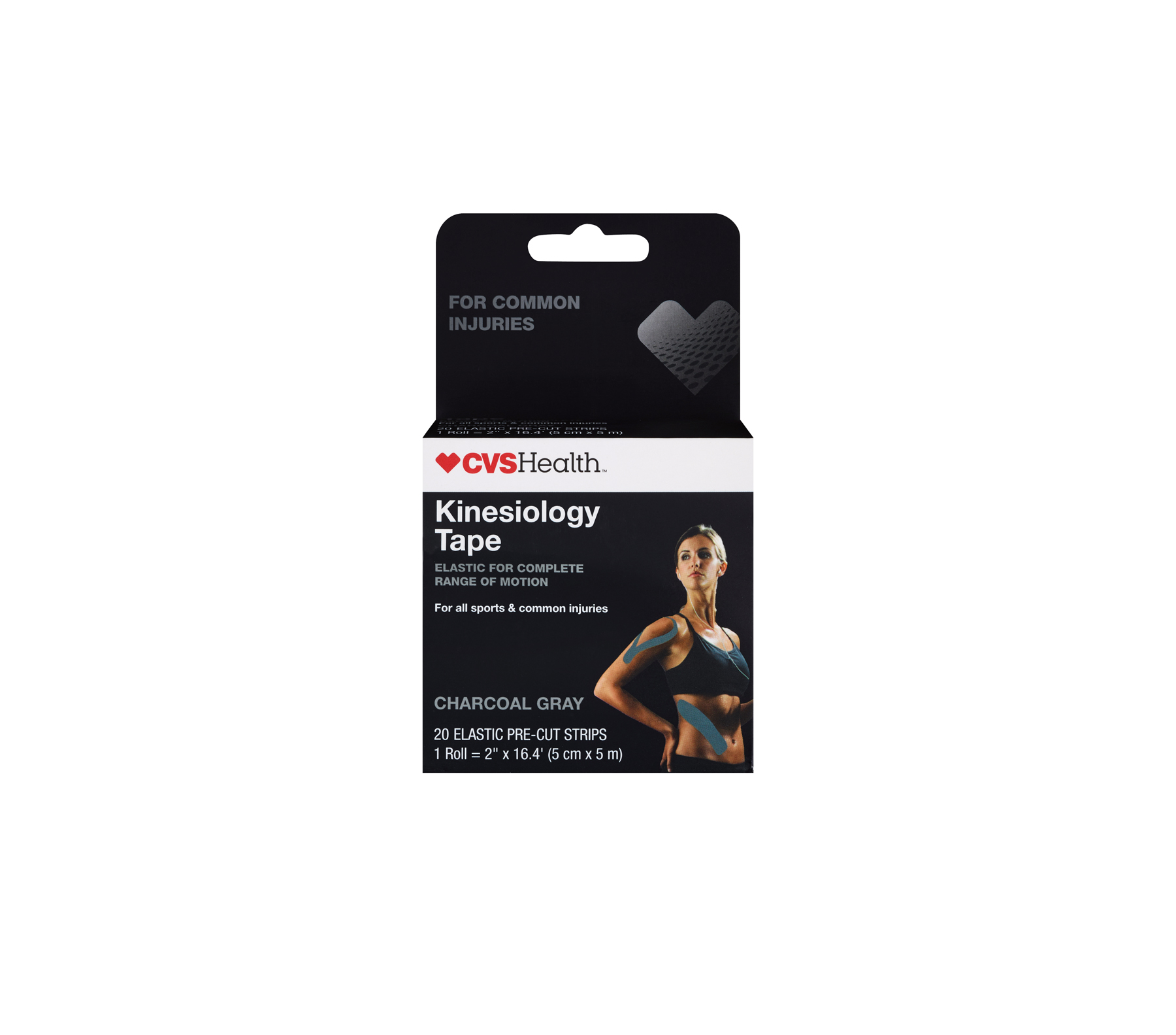 Gym bag essentials and luxuries - CVS Health Kinesiology Athletic Tape Strips