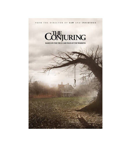 Best Halloween movies on Netflix - The Conjuring