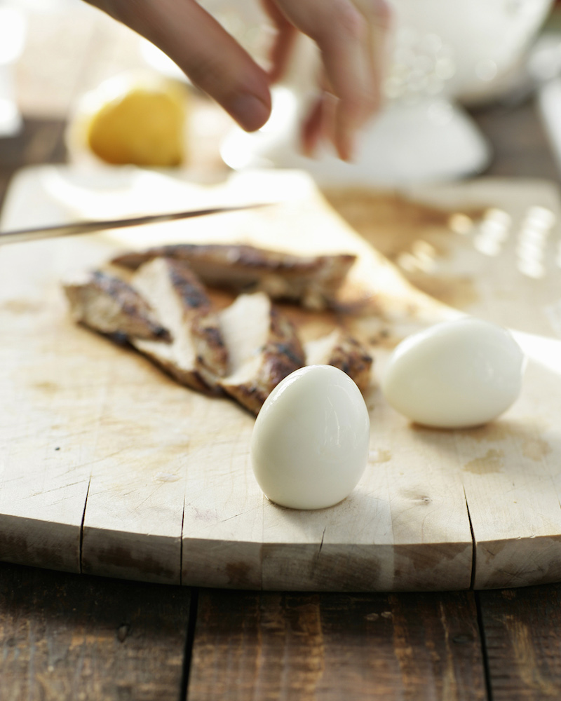Different Ways to Cook Eggs: Hard Boiled Eggs