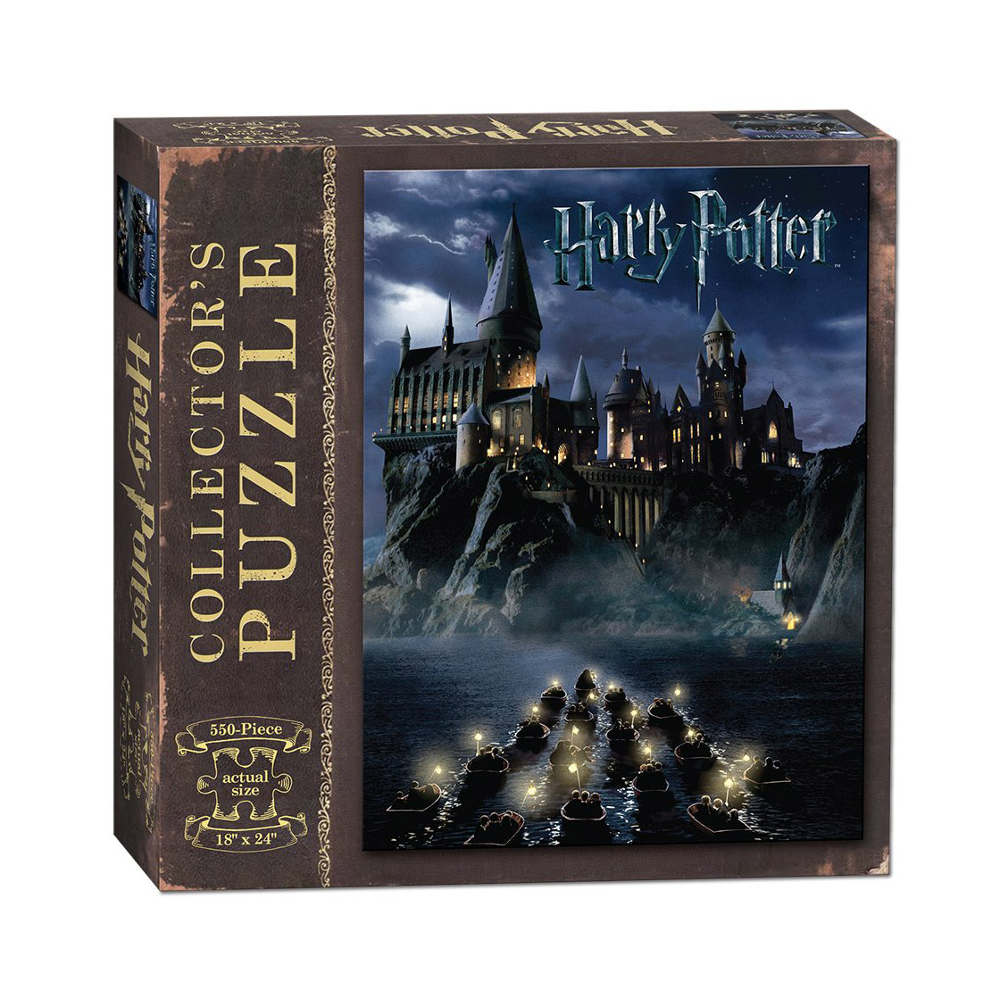 Harry Potter gifts - USAOPOLY World of Harry Potter Jigsaw Puzzle