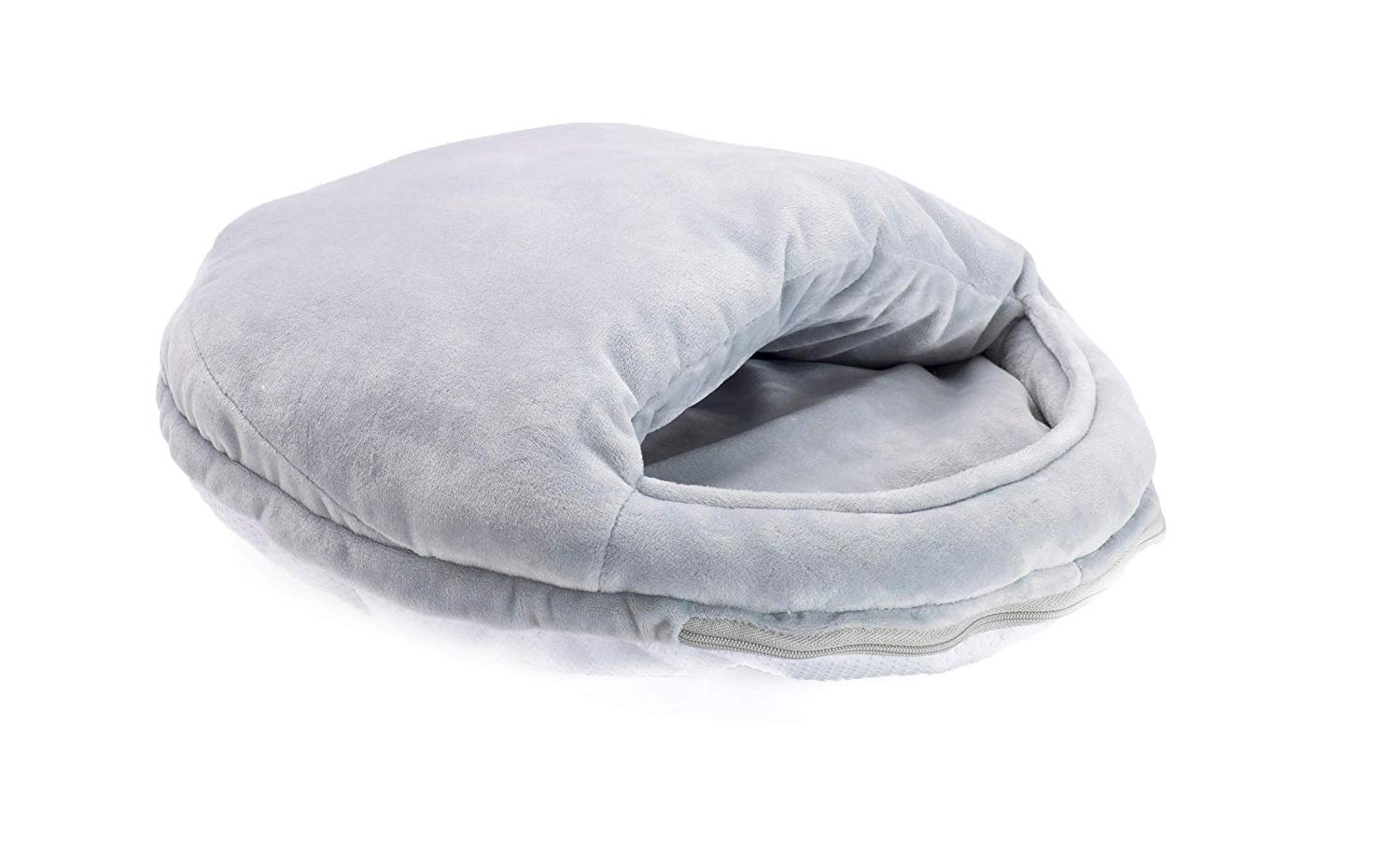 Foot Warming Pouch in gray