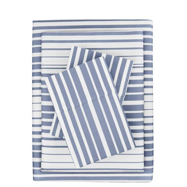 Home Depot Striped Sheets