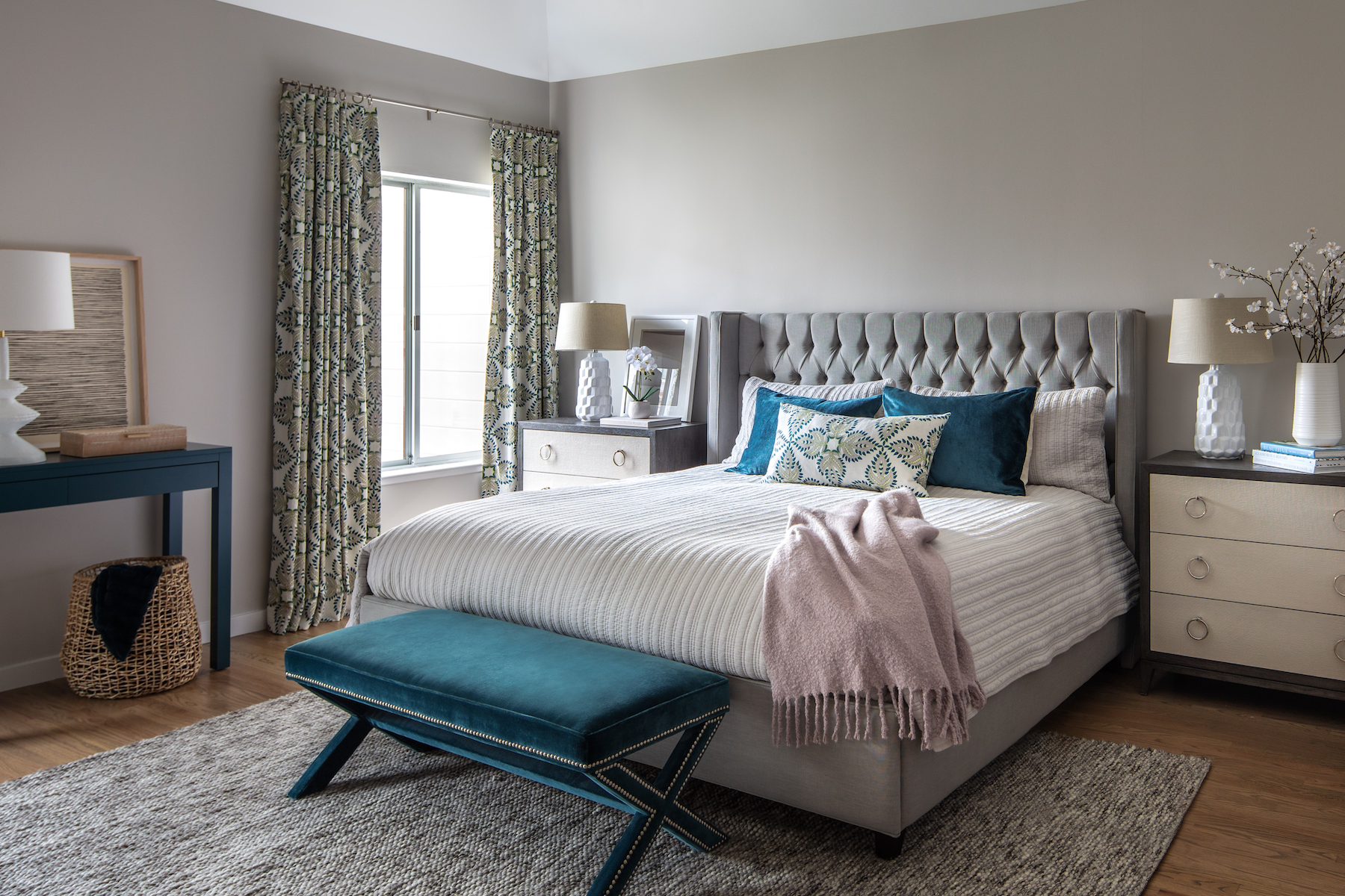 Home Makeover with Bedroom
