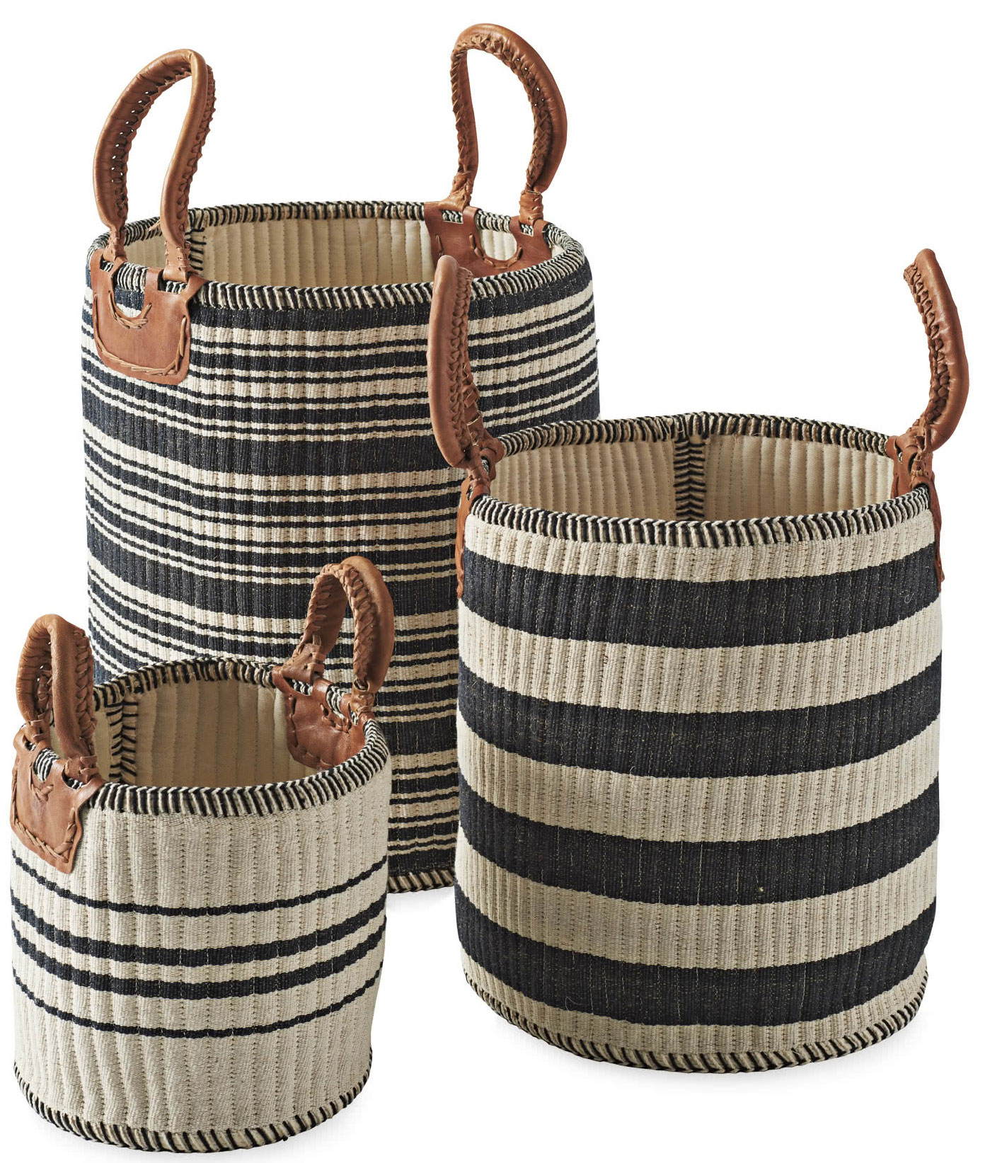 Home Organization Tools Approved by Designers - Beautiful Baskets