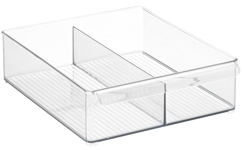 Home Organization Tools Approved by Designers - Functional Fridge Organizer
